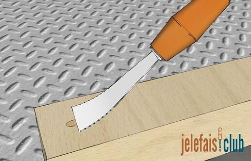 mastic-spatule