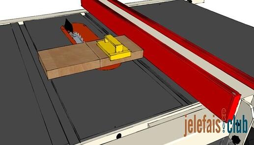 position-droite-guide-poussoir-scie-table