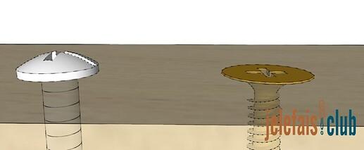 noyer-tete-vis-plate-ronde