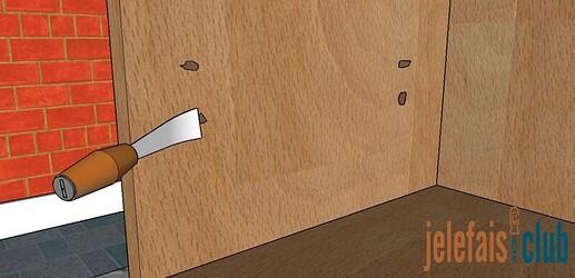 mastic-spatule-bois