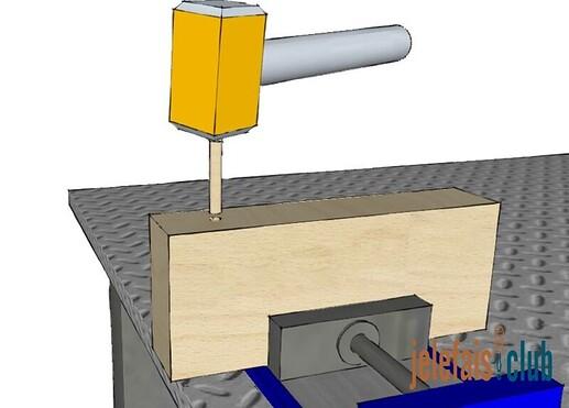 insertion-tourillon-marteau