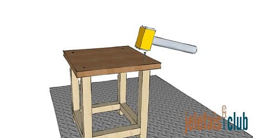 marteau-clou-assise
