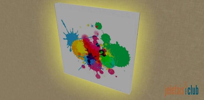 toile-canvas-veilleuse-lumiere