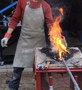 tablier feu